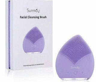 Masajeador facial y limpiador