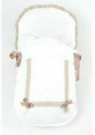 Saco silla + capota + cubrebarra