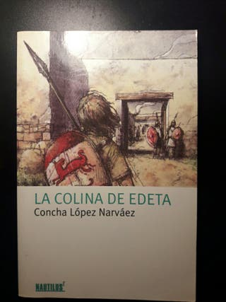 "LIBRO "" LA COLINA DE EDETA """