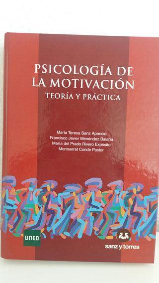 Libro psicología Uned.