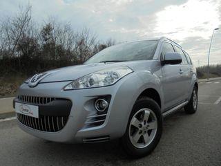 Peugeot 4007 2.2HDI 156CV*4X4*UNICO PROPIETARIO*