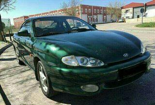 Hyundai Coupe FX 1.6