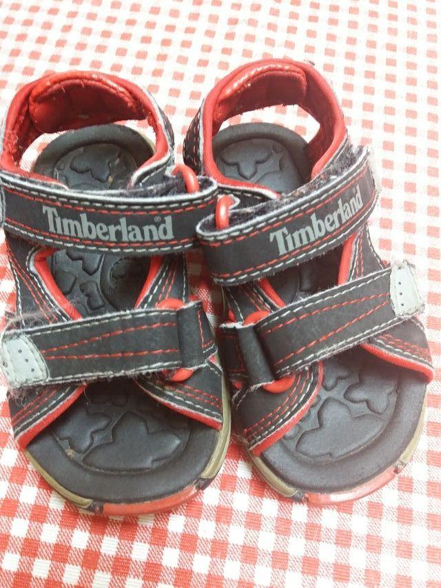 b3c7765c4 Sandalias bebé Timberland T.21 de segunda mano por 10 € en ...