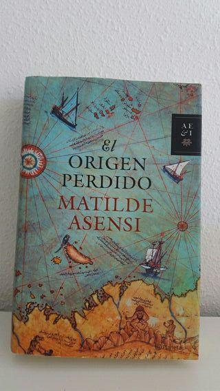 Libro Novela.