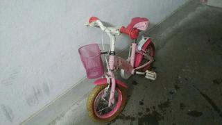 se vende bicicleta hello kitty
