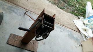 Cabestaño (ideal para arrastrar o subir objetos)