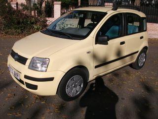 Fiat Panda 1.3 mtj 70 cv