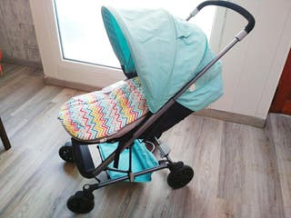 Carro de bebé + Capazo