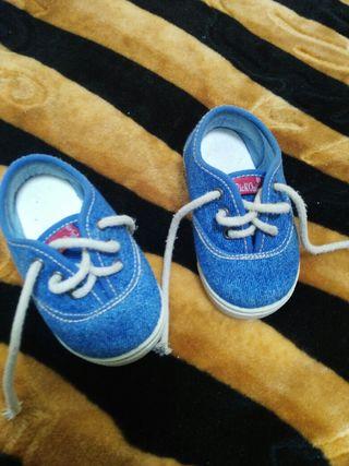 Zapatillas zapatos bebé pickquic
