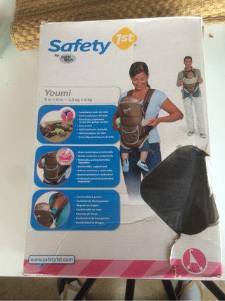 Mochila bebe safety 1st