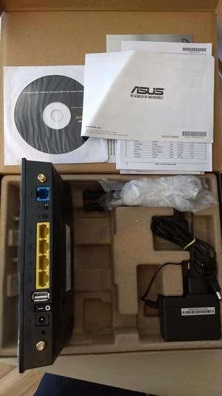 Modem-Router Asus DSL-N12UB1