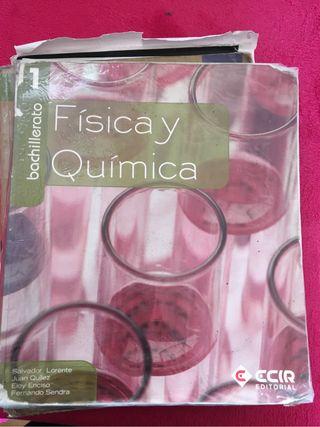 Fisica y quimica 1 bachiller