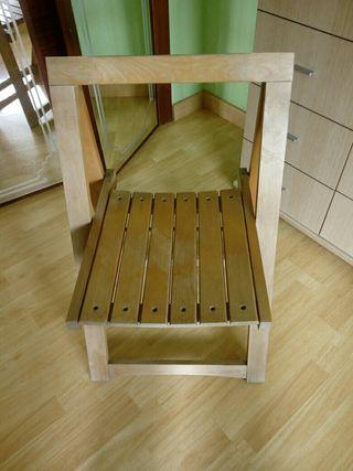 silla para restaurar