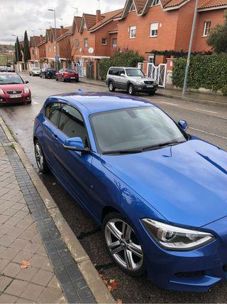 BMW Serie 1 2015 118 d M sport automático