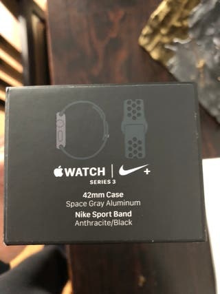 Apple Watch Nike + series 3