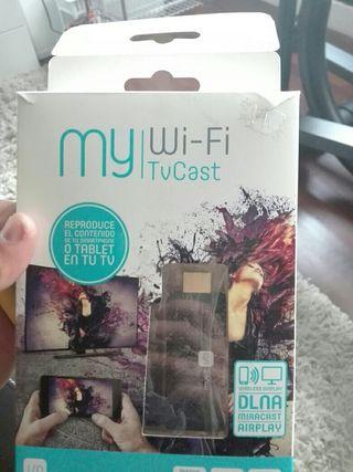 my wi-fi tv cast