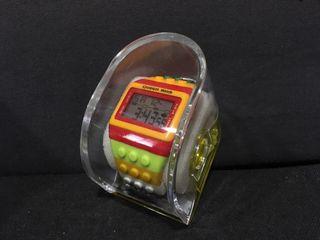 Reloj Digital Queen Watch