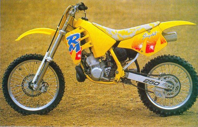 Suzuki Rm 250 92