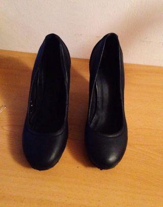 Zapato clásico salón