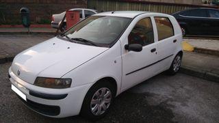 Fiat Punto 1.2 60CV Gasolina - Año 2002 - 91.000km