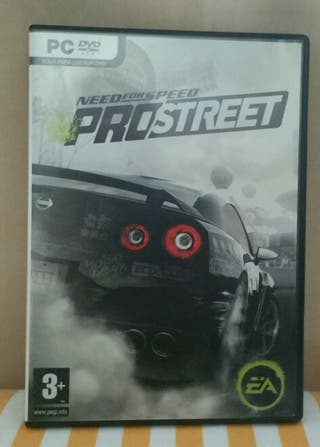 Juego pc Need for Speed Prostreet