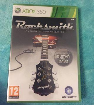 Juego Rocksmith