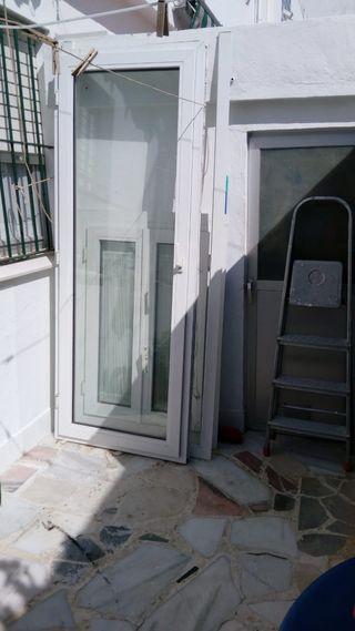 Puerta Pvc Blanca De Segunda Mano Por 115 En San Juan De