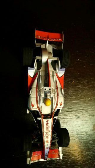 coche scalextric f1