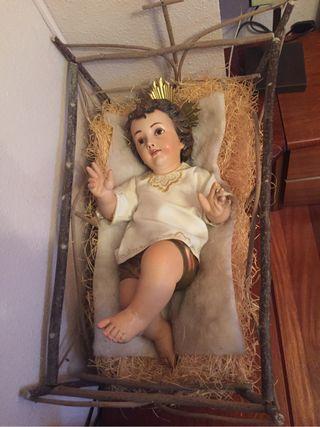 Antigüedad niño Jesús