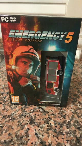 Emergency 5 Deluxe edition Pc