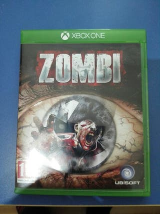 juego zombi xbox one