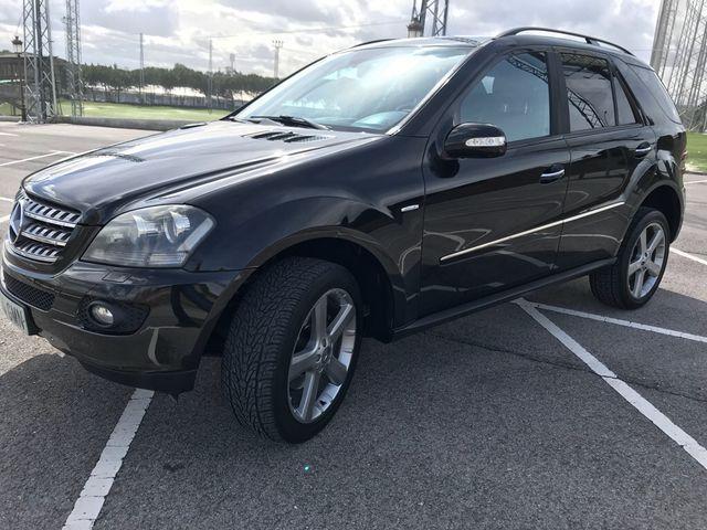 Mercedes ML280 CDI Black Especial Edition