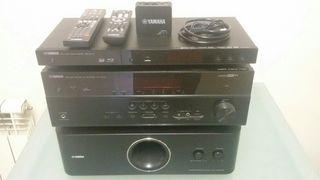 Yamaha Home Cinema 5.1
