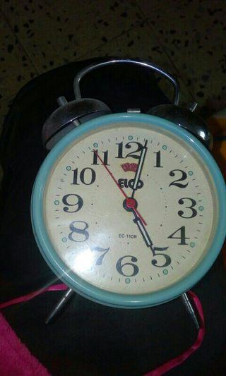 despertador antiguo de cuerda