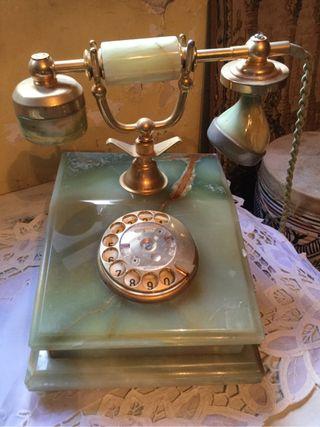 Telefono de alabastro