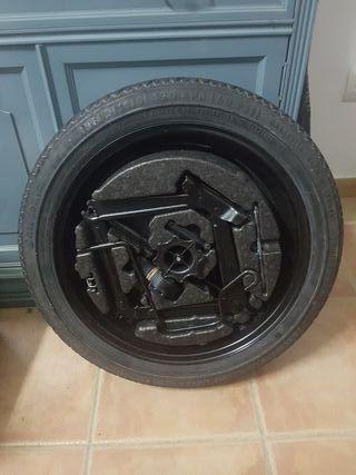 kit rueda de repuesto Opel Astra