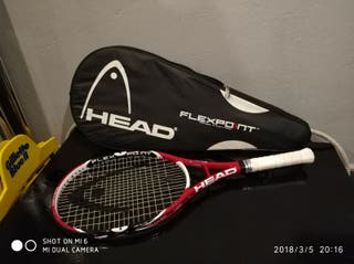 Raqueta tenis HEAD FLEXPO NT