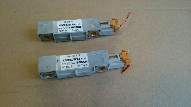 sensores impacto volvo S60