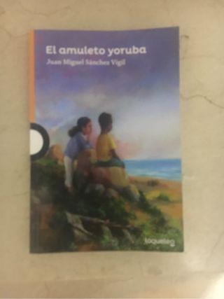 Libro El amuleto yoruba