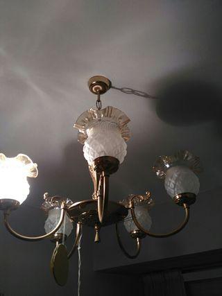 LAMPARA TECHO.