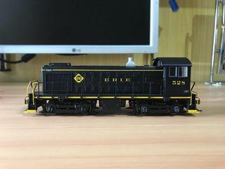 Locomotora S4. H0 Bachman