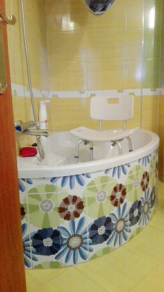 alicatado de baño y fontaneria