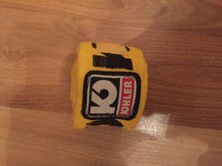Una benda de boxeo