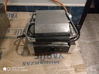 Plancha grill para bar