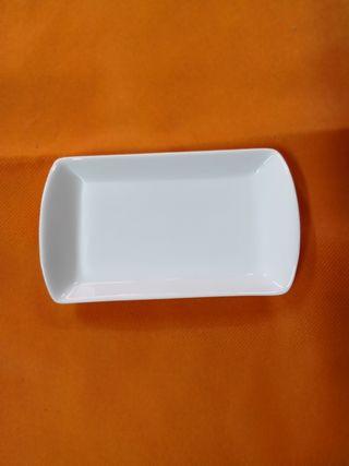plato pequeño