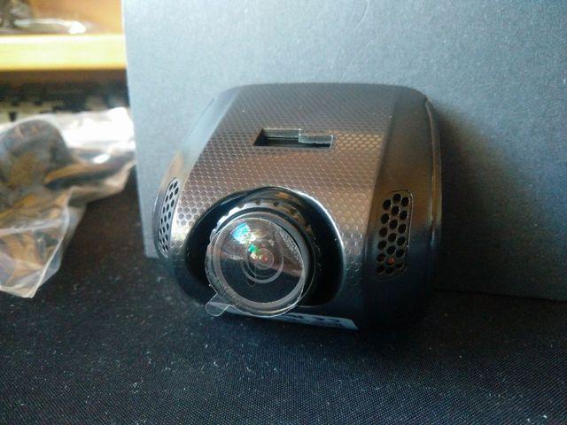 Cámara de coche FHD con cámara trasera [NUEVO]