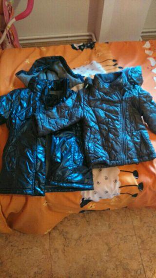 chaquetas de niña