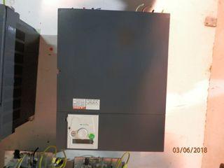 Variador de frecuencia 15CV