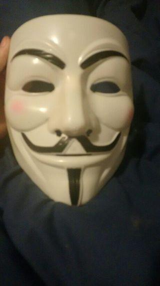Máscara Anonymous