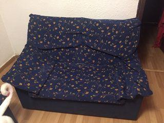dos sofas de dos plazas y tres
